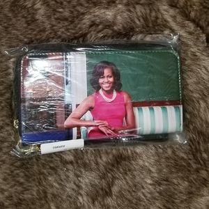 Handbags - Michelle Obama Wallet